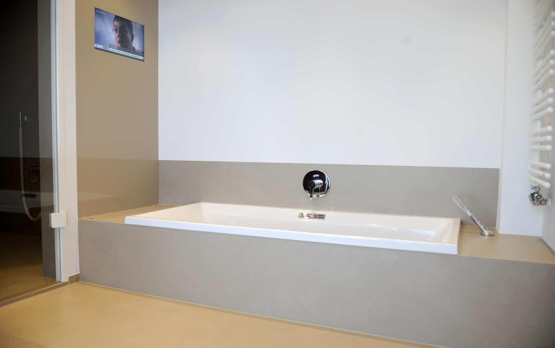 Badezimmer als Private-Spa |