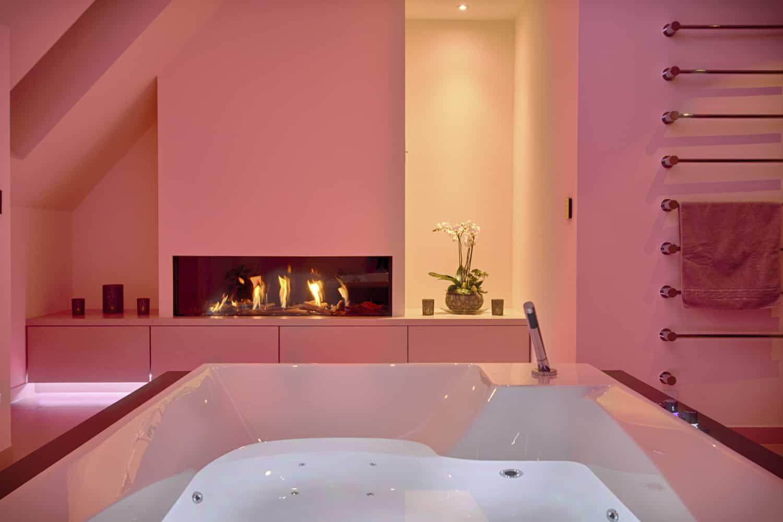 Wellness Oase mit Sauna by Fliesen Design |