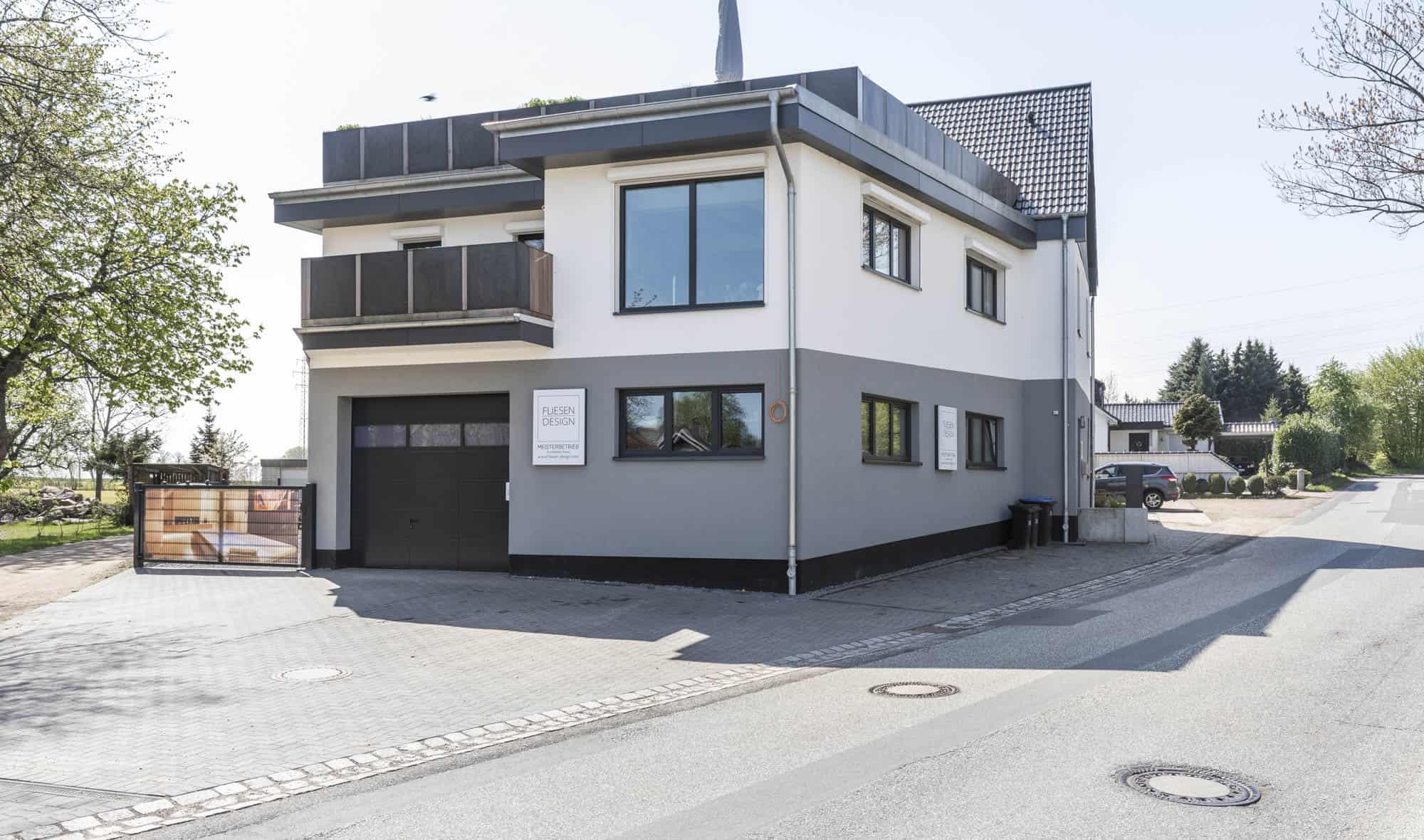 Fliesen Design Fliesenleger und Fliesen Handel in der Region Lübeck